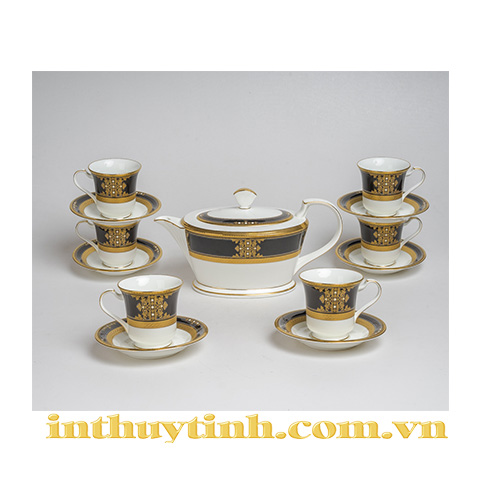 Bộ trà (13sp) Evening Majesty Noritake