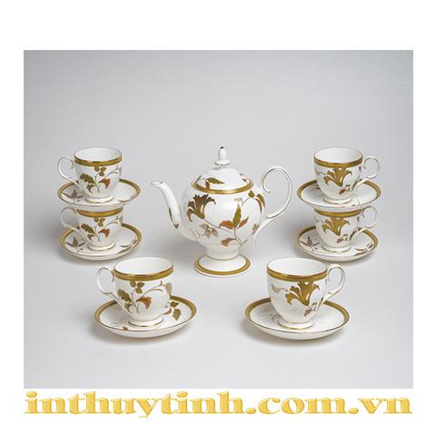Bộ trà (13sp) Islay Gold Noritake