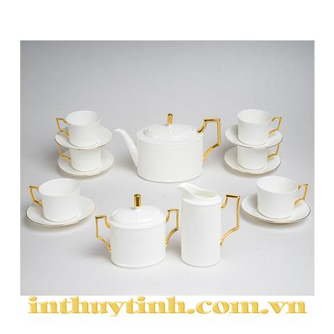 Bộ trà (15sp) Accompanist Noritake