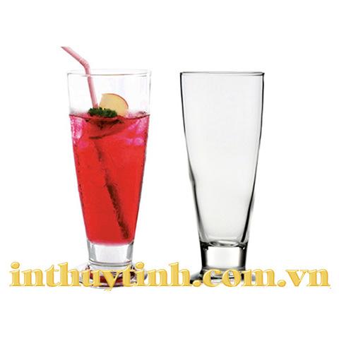 LY THỦY TINH TIARA 395ml