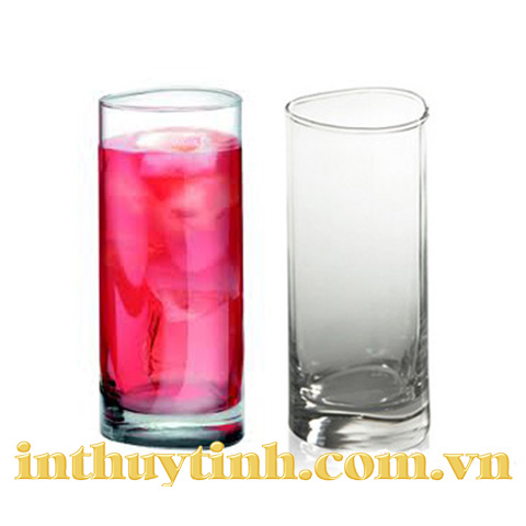 LY THỦY TINH TRINITY LONG DRINK 380ml